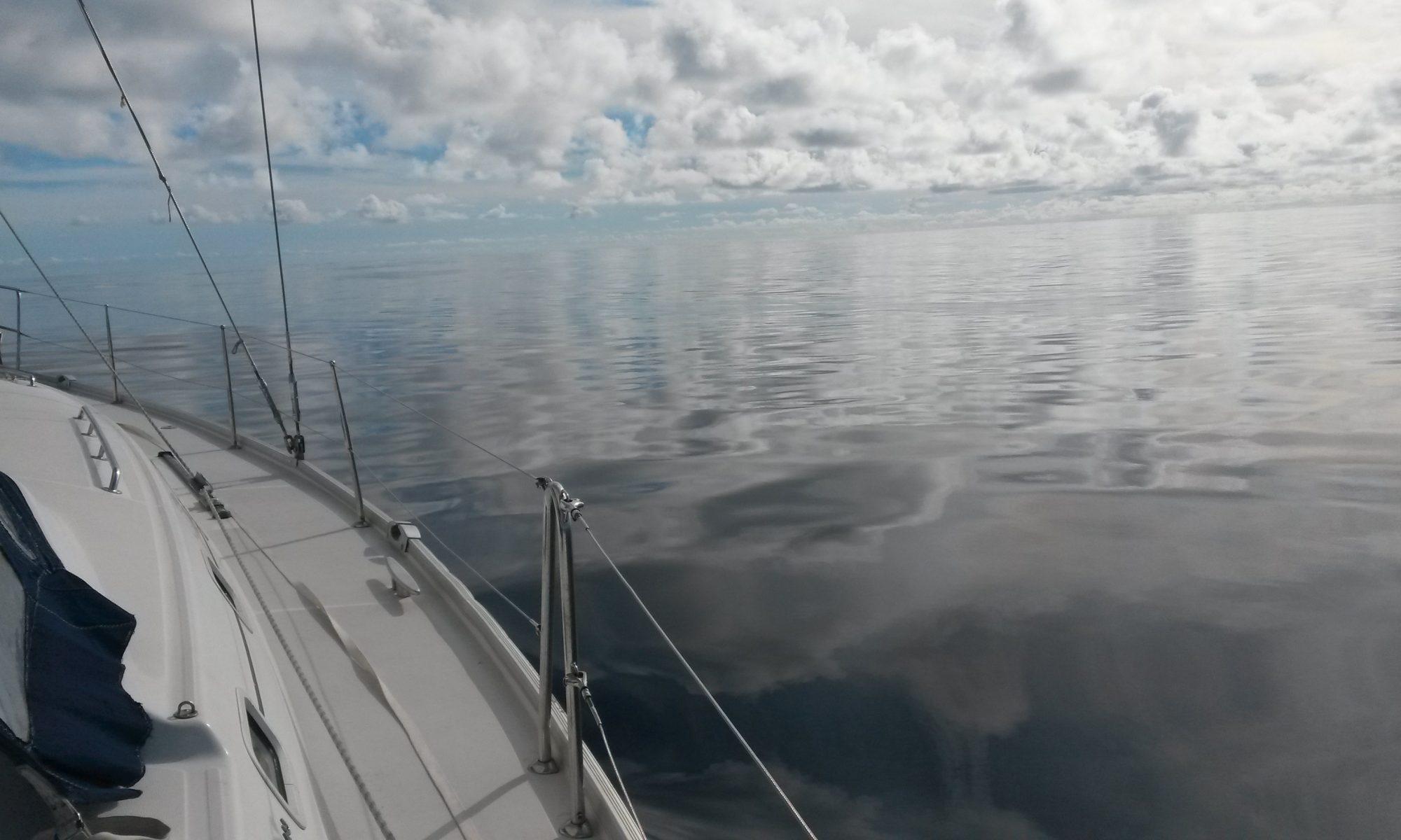 Atlantik südlich Madeira - Mein Yacht-Portrait