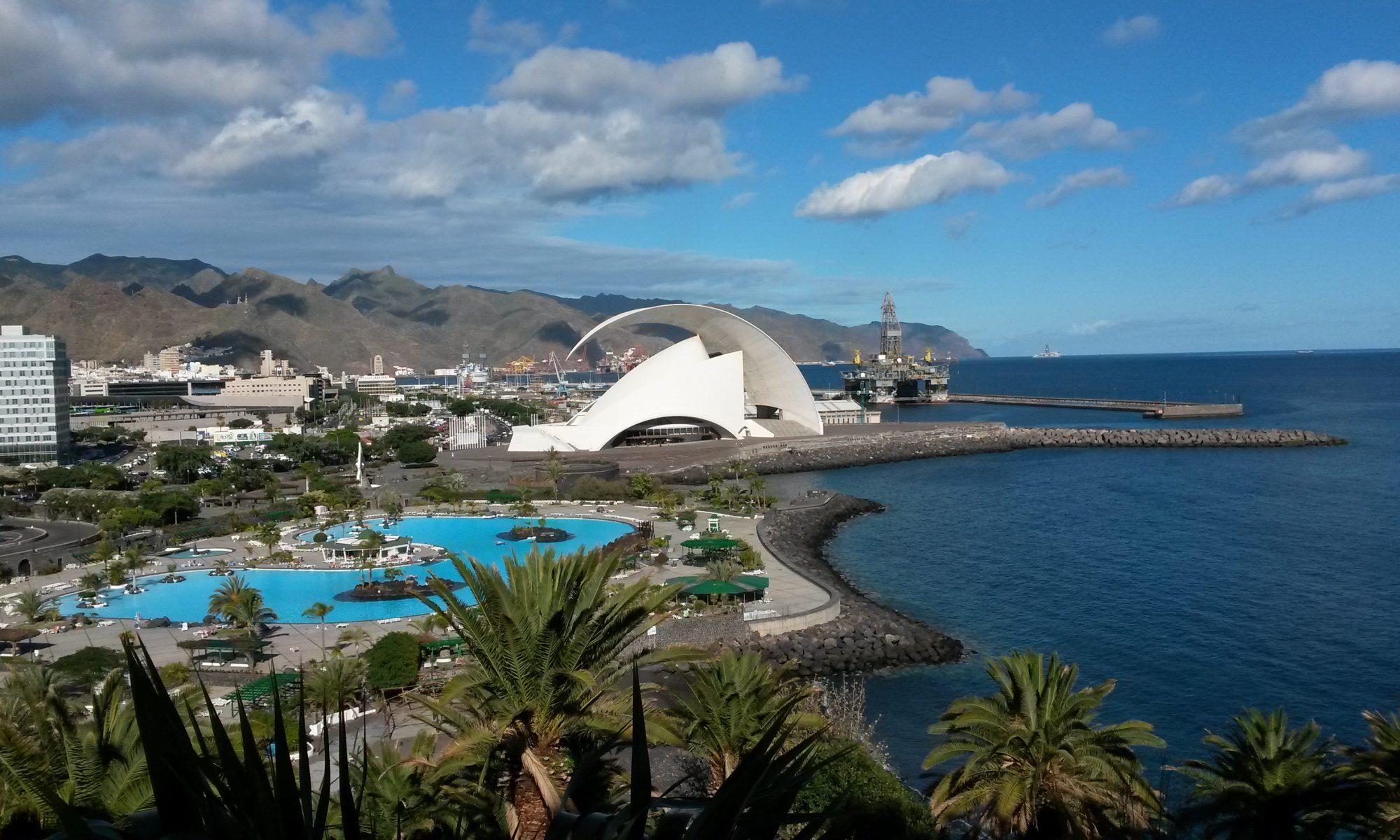 Hafen Santa Cruz de Tenerife - das Sprungbrett für eine Atlantik-Überquerung.