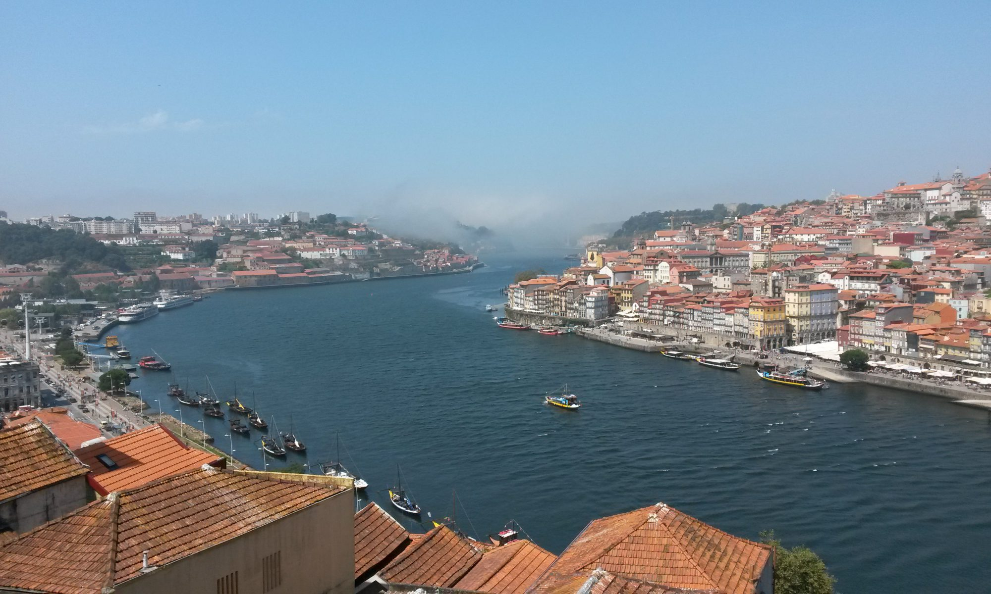 Porto am Duro in Portugal.